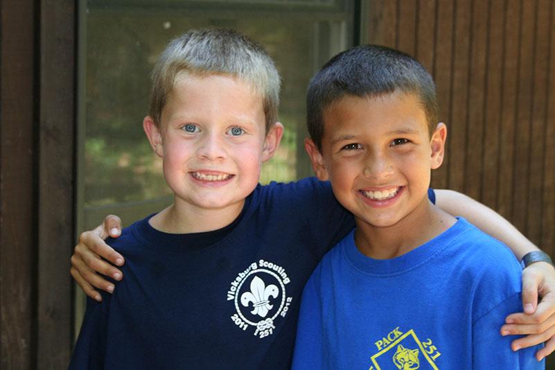 Trevor and Jacobweb